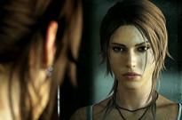 Lara dans Tomb Raider 9 en 2013