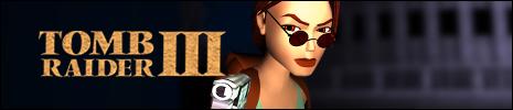 Tomb Raider III : Les Aventures de Lara Croft (1998)