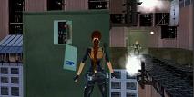 Sophia Leigh est électrocutée, Lara peut récupérer l'Oeil d'Isis