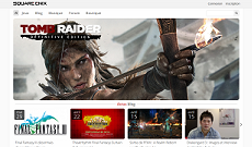 Site Officiel de Square Enix