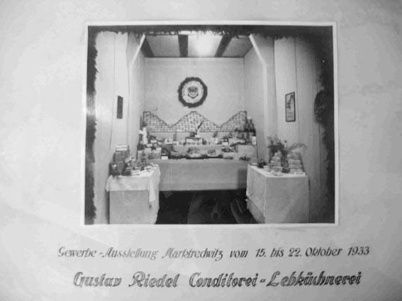 Gewerbeausstellung 1933