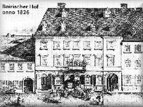 Bairischer Hof 1826