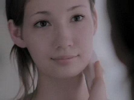 資生堂 CM  ( 2006 )