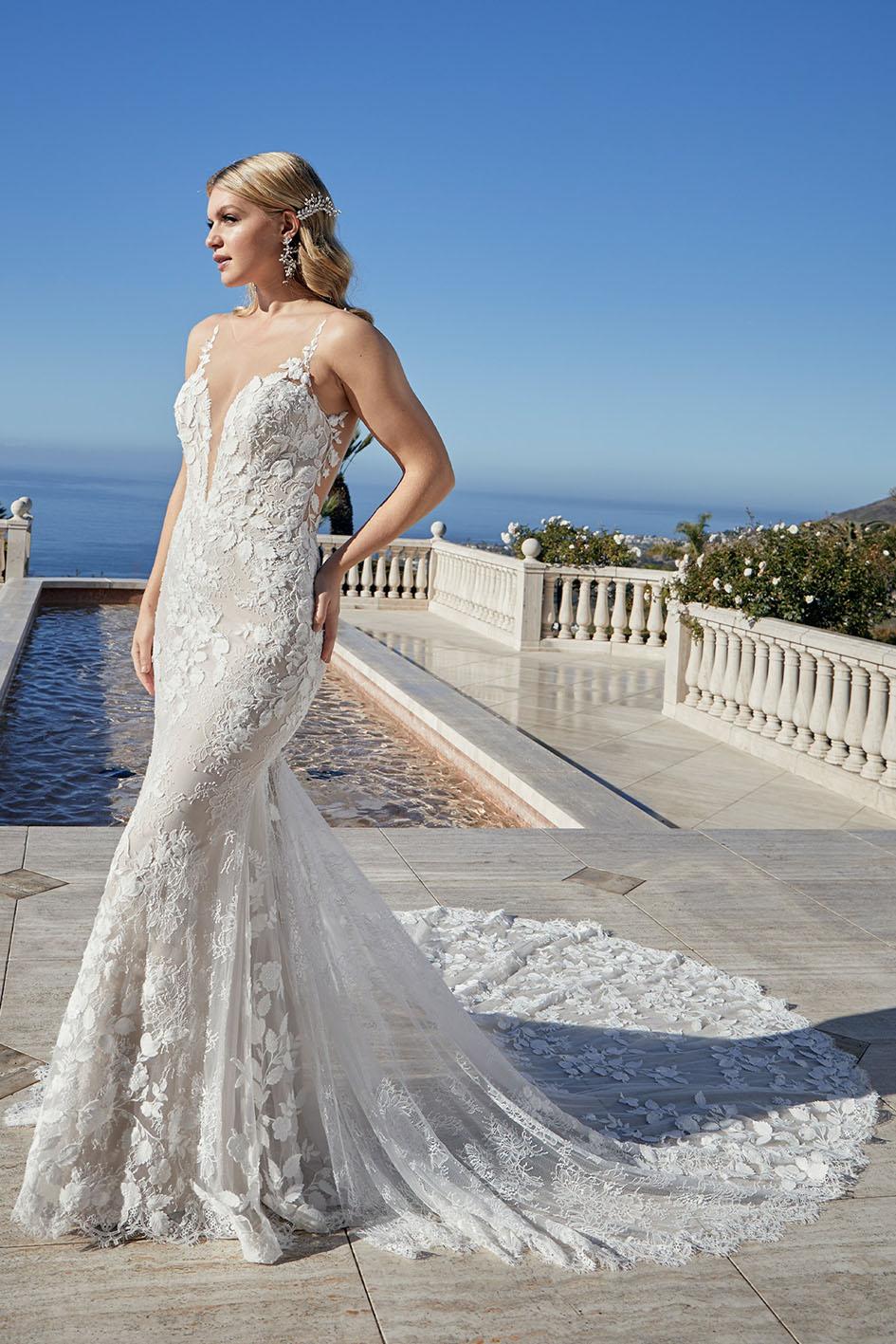 Style 2458 Casablanca Bridal 2022