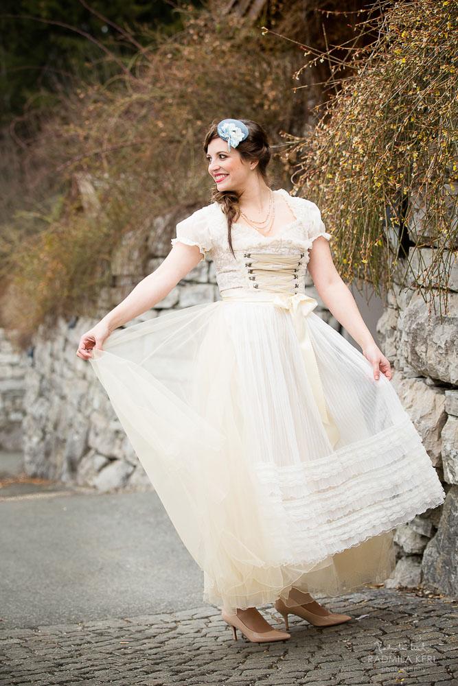 Hochzeitsdirndl Dirndleria® by Tali Amoo.