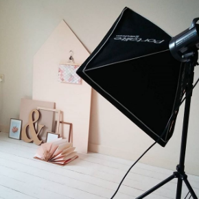 Fotoshoot - Behind the scenes