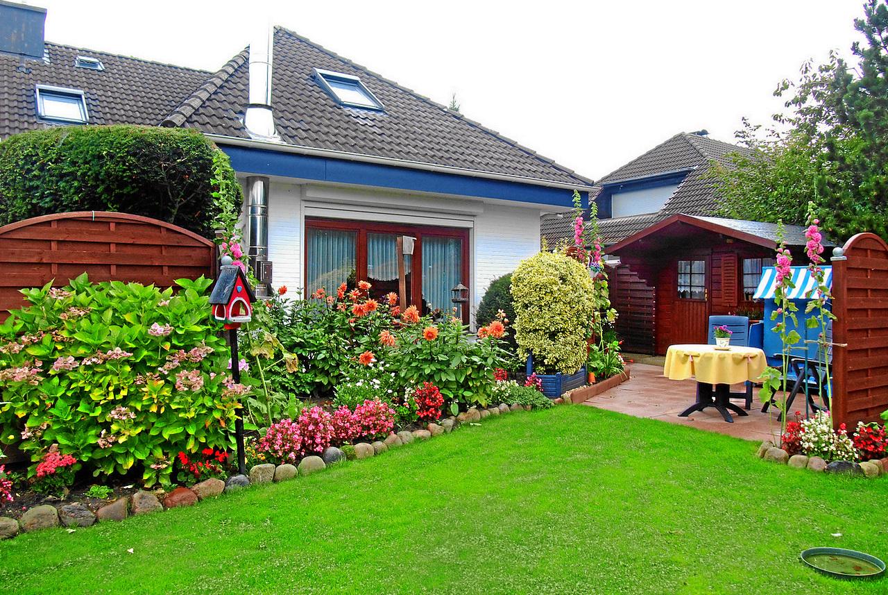 Haus Lüdtke / Ferienwohnungen-Büsum / Fewo 1 (37m²) für 2 Pers.