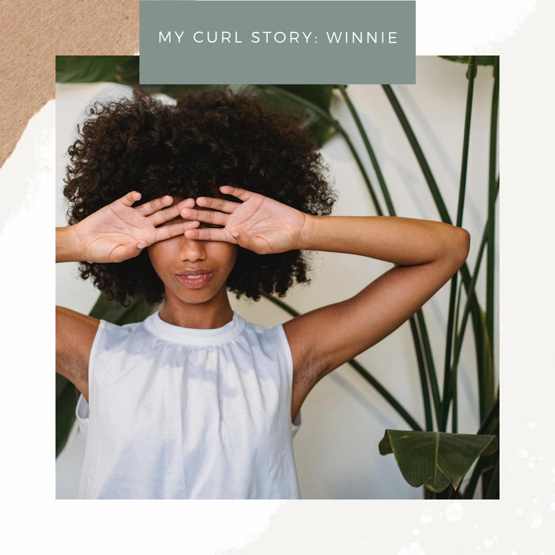 My Curl Story - Winnie