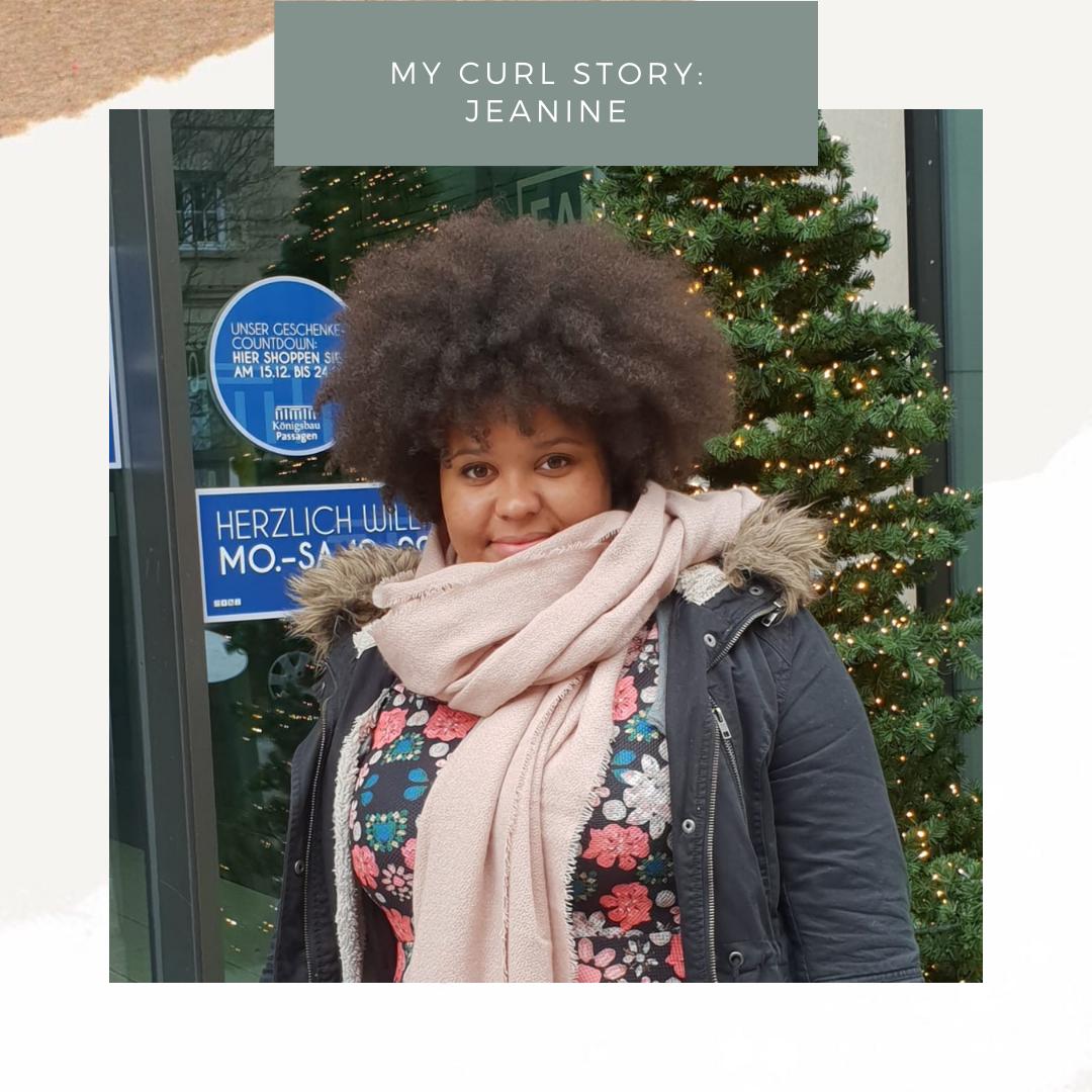 MyCurl Story - Jeanine