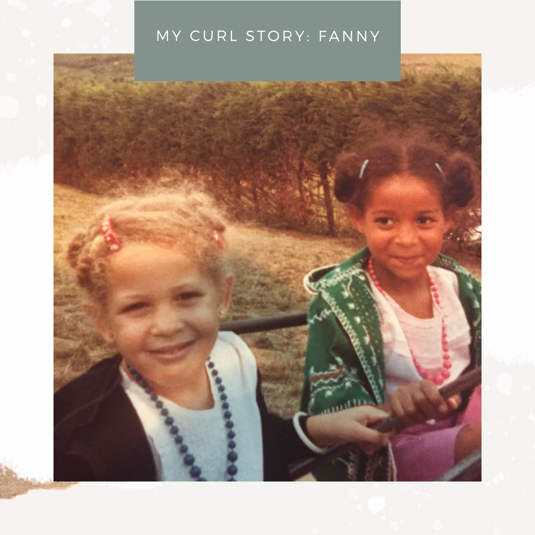 My Curl Story - Fanny