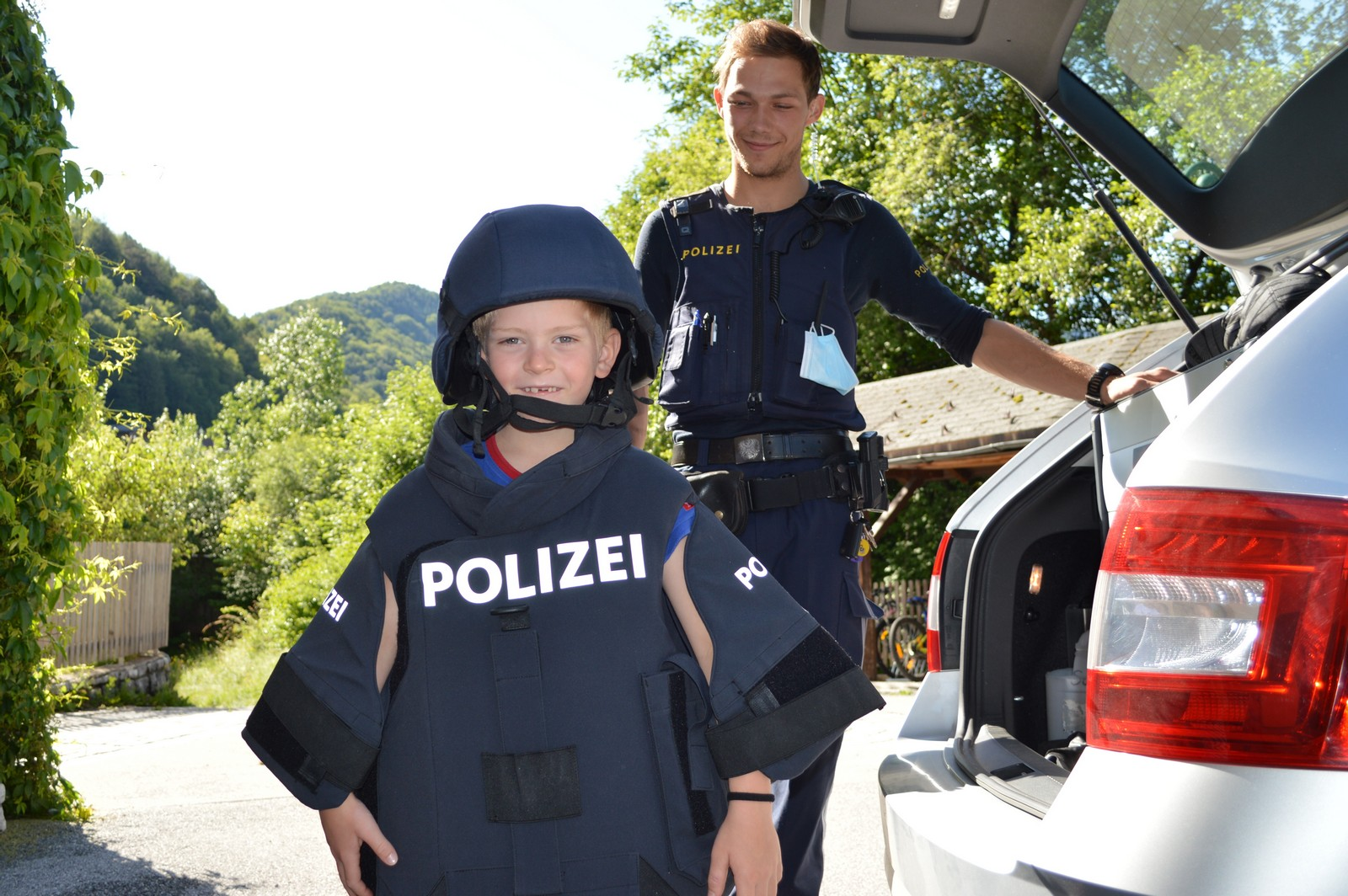 Polizeibesuch