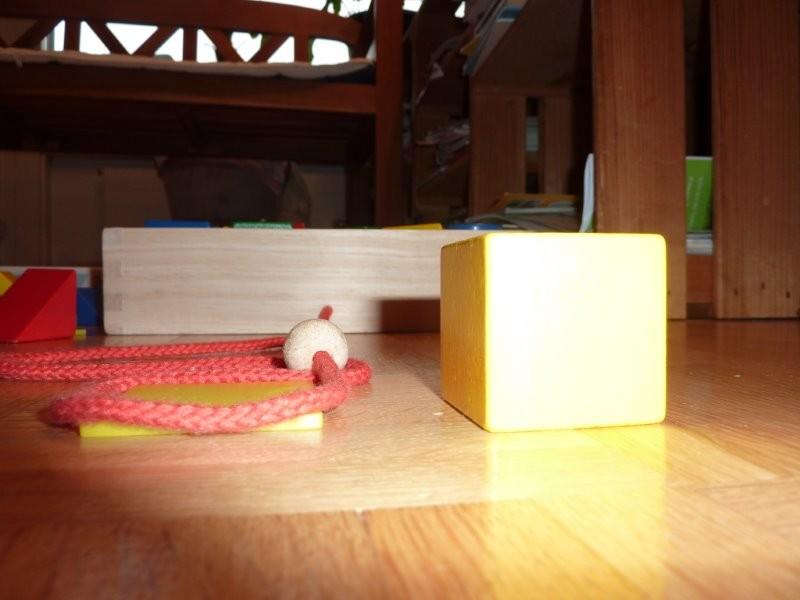 Nun kommt der Würfel: Seitenlängen, Fläche in cm3