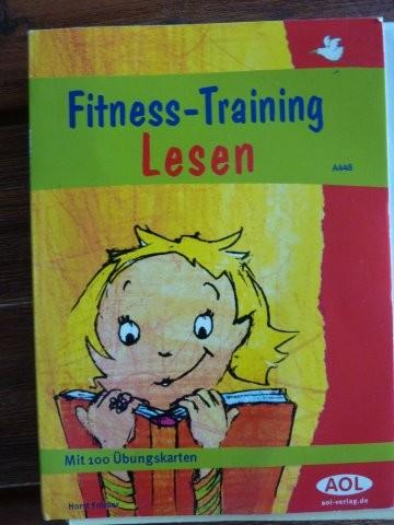 Fitness-Training Lesen