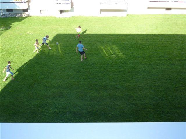 Spiel und Sport im Quartier