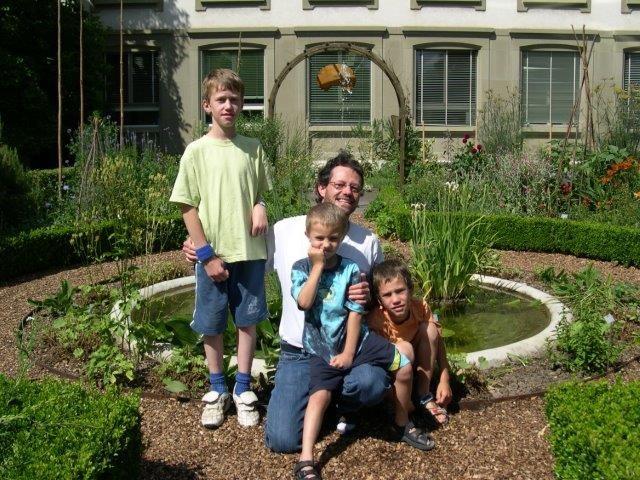 Botanischer Garten 2007