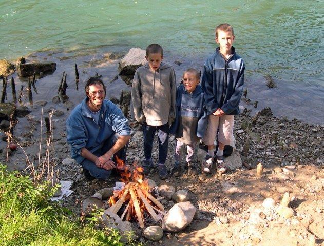 Bräteln an der Aare 2008