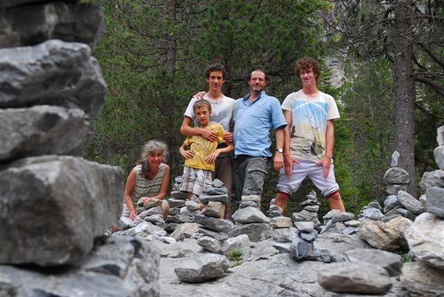 Gletscherschlucht Rosenlaui 2012