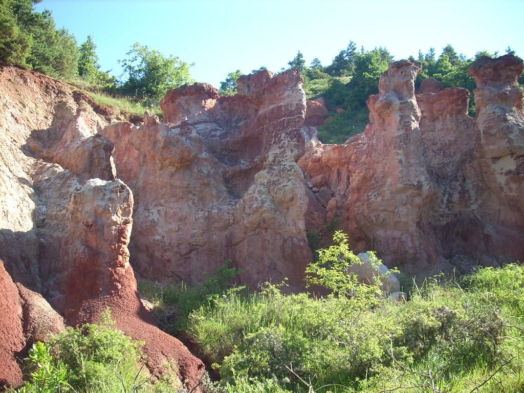 La vallée des saints   Auvergne