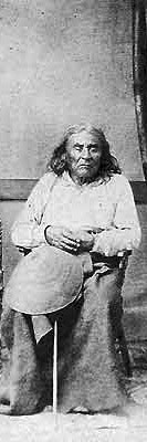 Photo du chef indien Seattle