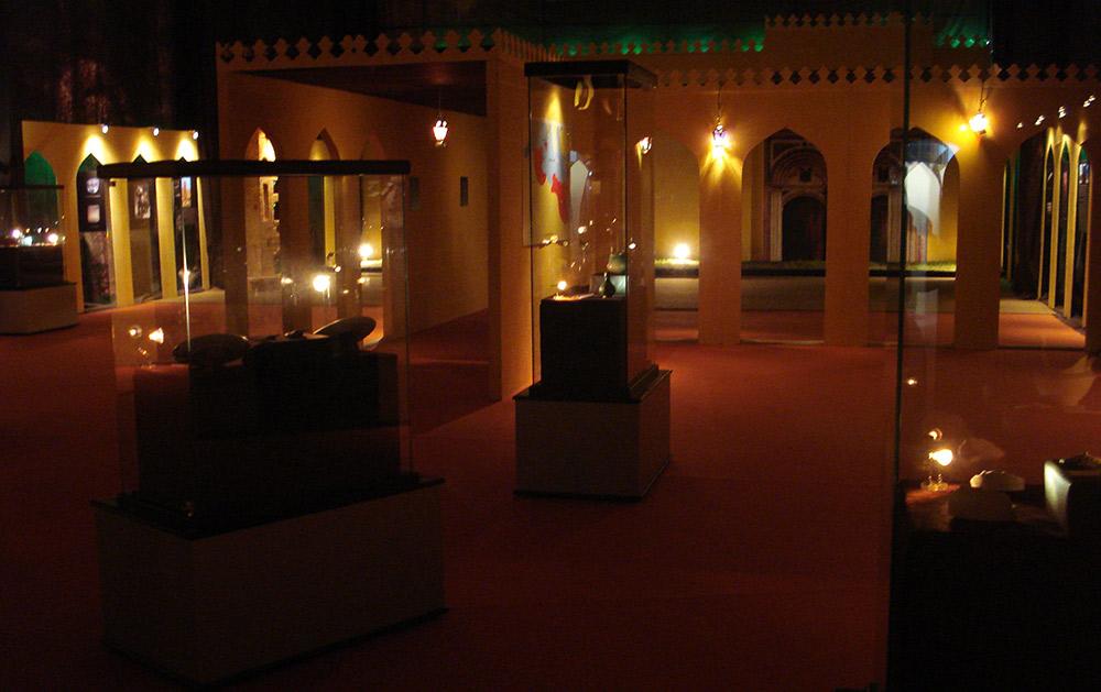 The Fatimids, Palais de la culture, Alger, 2008
