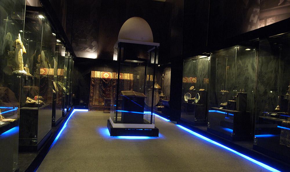 """""""D'Icosim à el Djazaïr"""" au Musée des Antiquités d'Alger, 2007"""