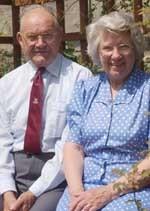 Pieter van Meerkerk (1919-2009) en Peggy Rita Truckell