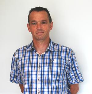 Arjun van Merkerk omstreeks 2019