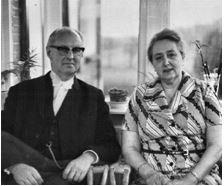 Johannes Vink (1912-1978) en Dirkje van Merkerk (1910-1986)