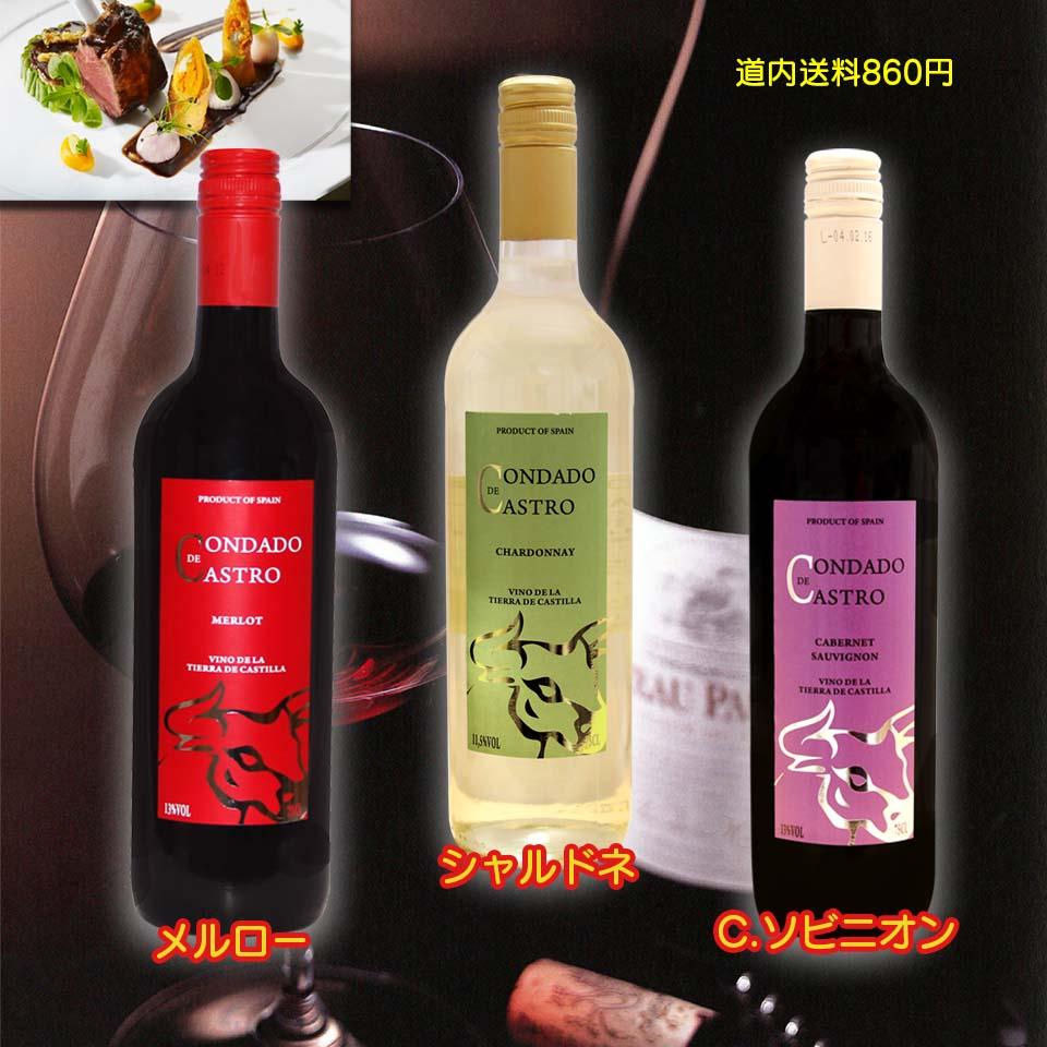 スペインはラマンチャ地方のワイン