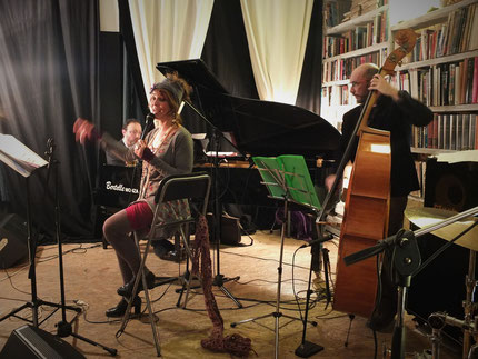 Con il trio di Alberto Bonacasa al Jazz Club Masada