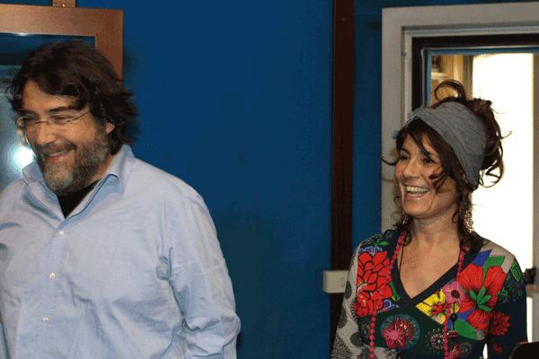 """Al Jam Session Music Studios con Emanuele Cisi (registrazione del disco """"Spirito del Vento"""" per Philology Records)"""