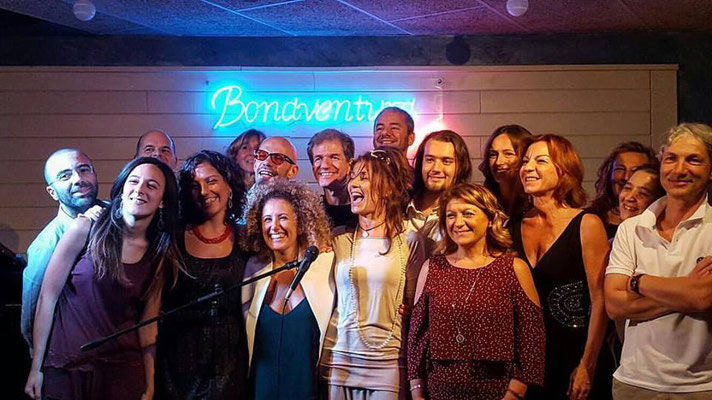 Voice NIght degli allievi di Canto Naturale al Bonaventura Music Club