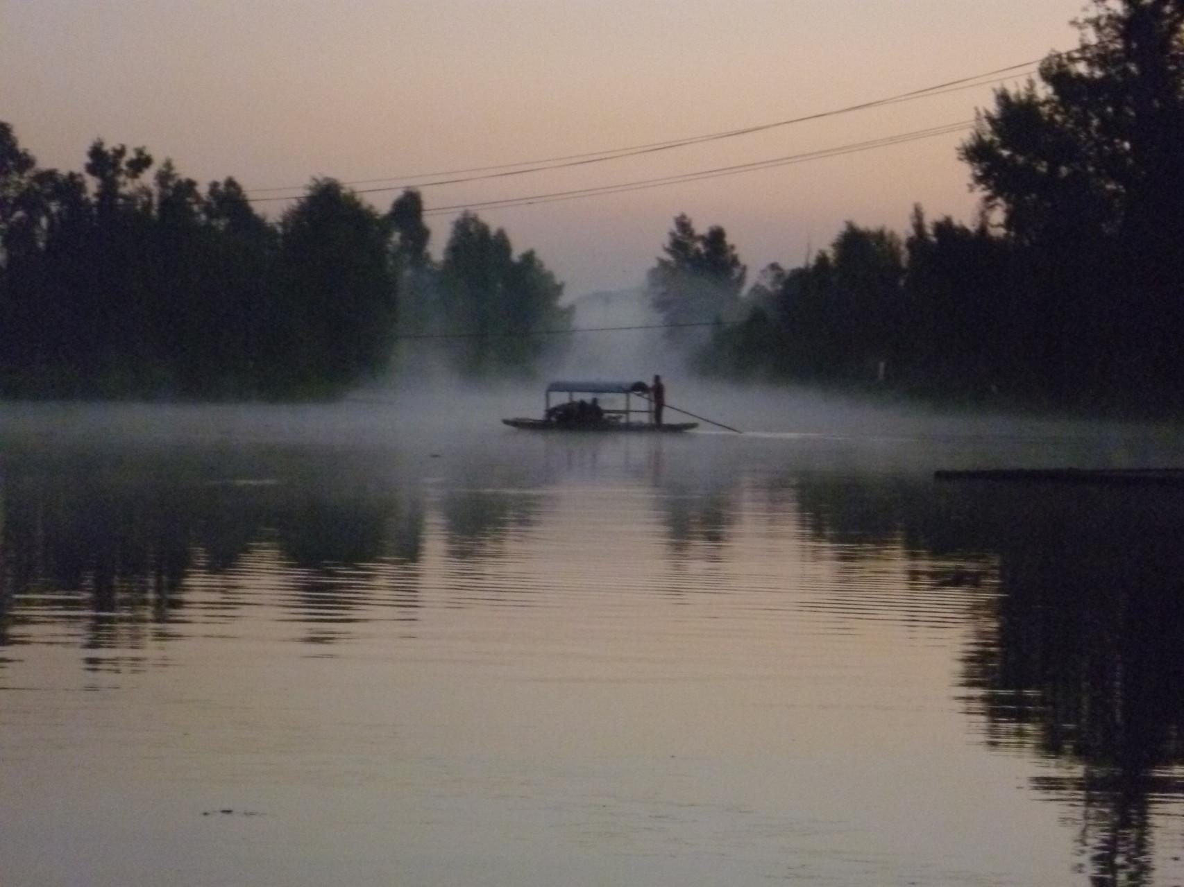 ¡¡ El amanecer en los canales es un espectáculo increíble que no debes perderte!!