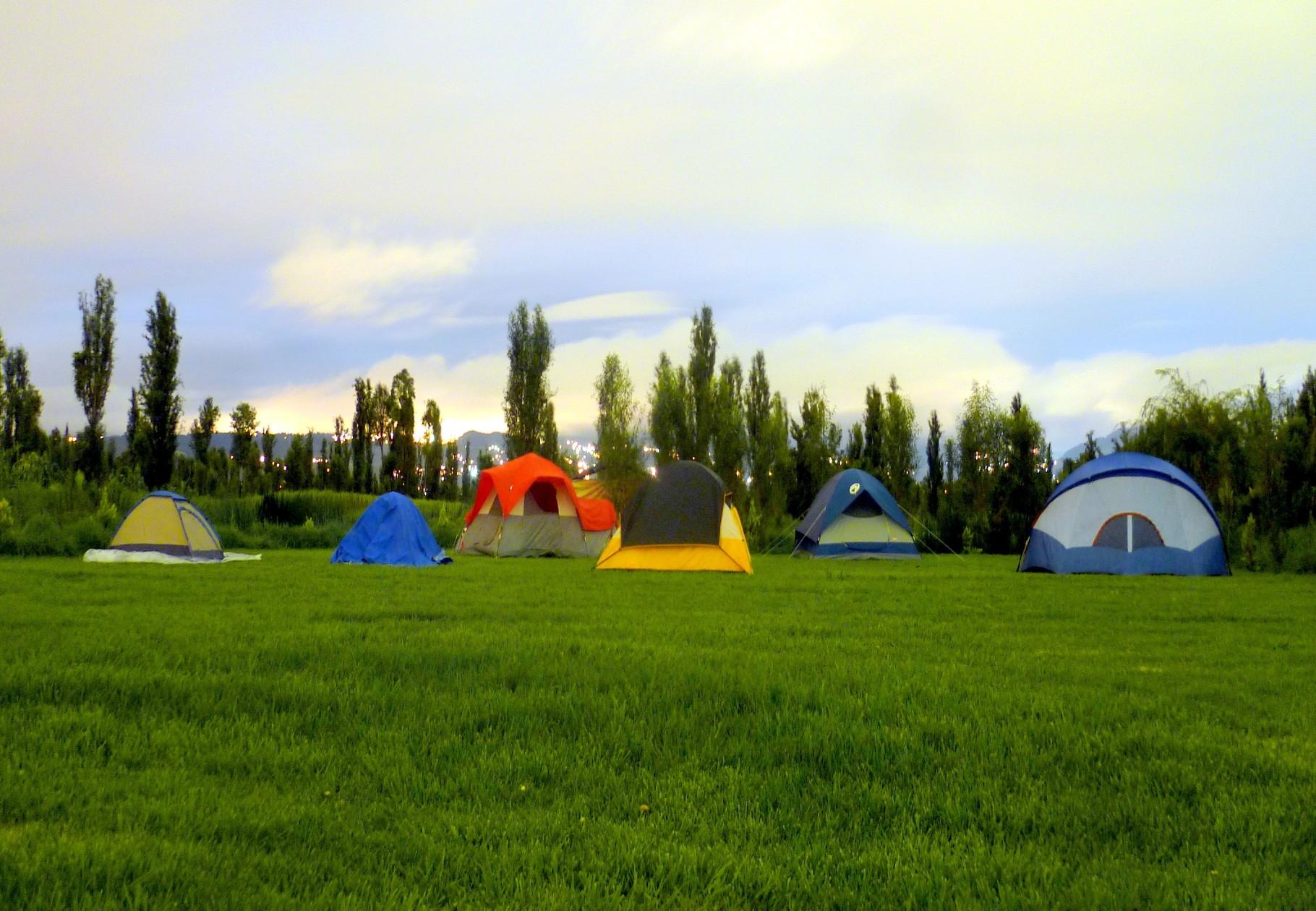 Ecoturismo Olintlalli te ofrece ¡¡ Campismo sin salir de la ciudad!!