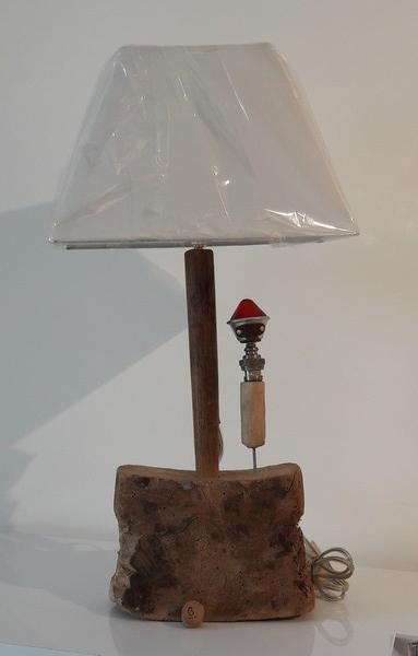 Lampe Pinocchio : 150 €