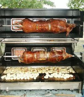 cochon 2 x 40 Kg