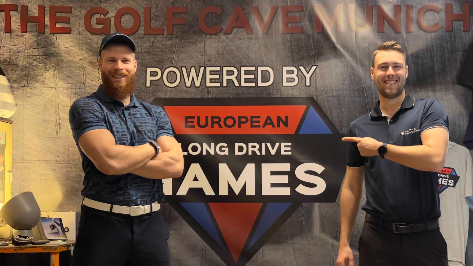 Score.Akademie trifft: European Long Drive Champion Martin Borgmeier