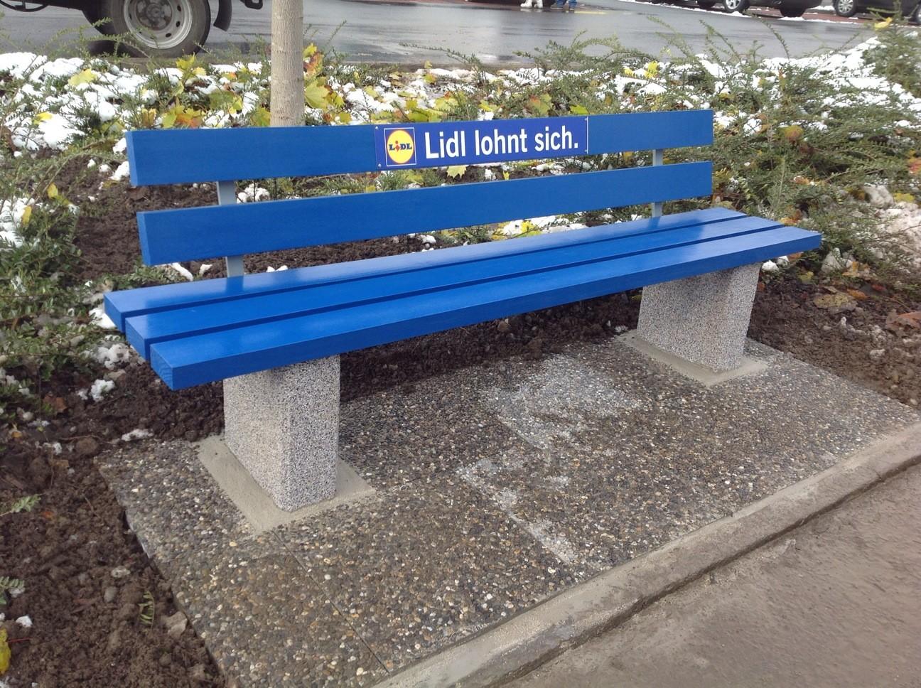 Spezialanfertigung Lidl Schweiz