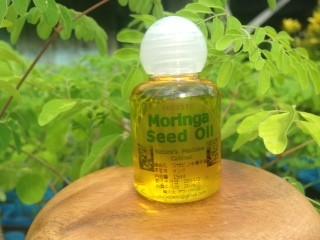 organic pure moringa seed oil
