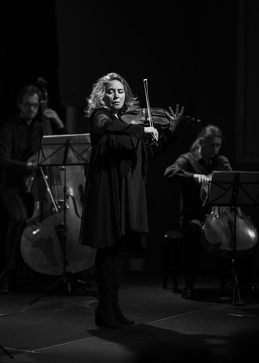 Mmarina reshetova & quintettarina Resh
