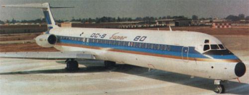 Prototyp/Courtesy: McDonnell Douglas