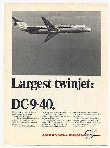 Leider in keiner verbesserten Auflösung/Courtesy: McDonnell Douglas