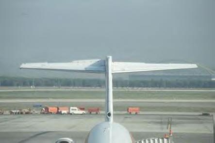Leitwerk einer MD-87/Courtesy: ?