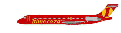 1Time gehören zu den relativ wenigen Nutzern der MD-87/Courtesy: md80design
