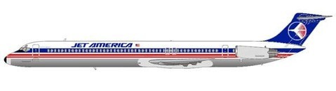 Jet America MD-82/Courtesy: md80design