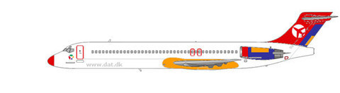 Die MD-87 OY-JRU/Courtesy: md80design