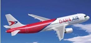 A320-Modell/Dana Air