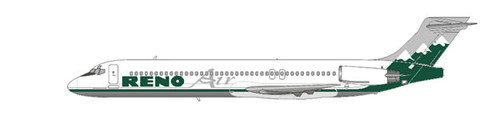 Reno Air MD-87/Courtesy: md80design