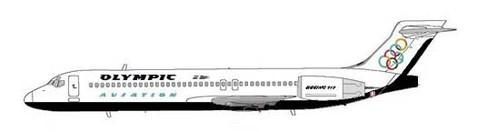 Olympic Aviation/Courtesy: MD-80.com