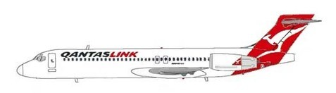 Boeing 717 im aktuellen Farbkleid der QantasLink/Courtesy: MD-80.com